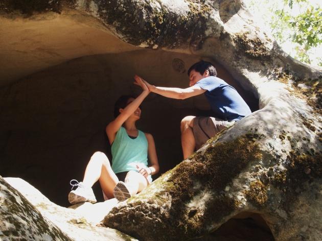 Castle Rock Cave