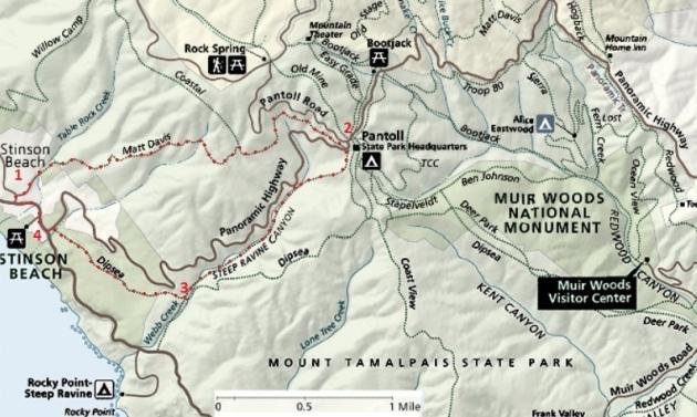 Matt Davis - Map