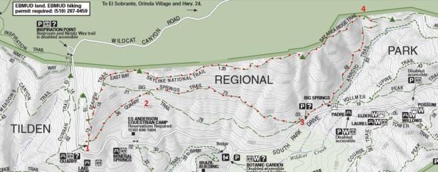 Tilden - Map